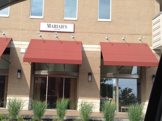 Mariah's Restaurant: New location. ON 7th next to the BALL PARK