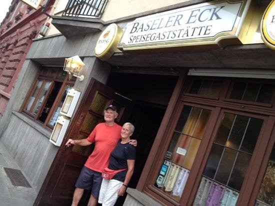 Baseler Eck -the best!