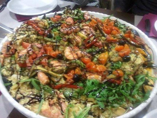 Da Chi Zuclon: paella!