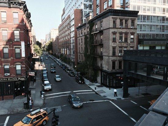High line park Manhattan