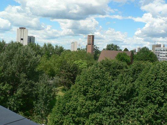 Park Hotel am Berliner Tor: vista