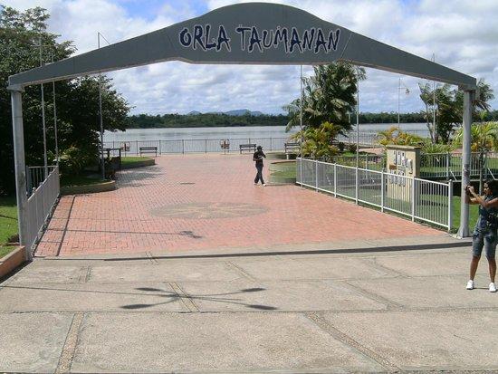 Boa Vista, RR: Orla Taumanan