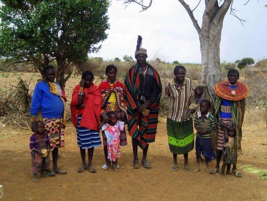 Suyian Soul: Members of the Pokot Tribe