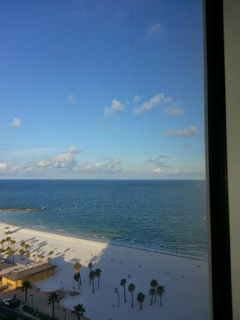 Hyatt Regency Clearwater Beach Resort & Spa: view from room 1543