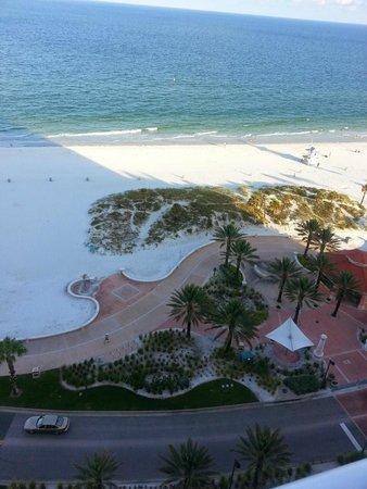 Hyatt Regency Clearwater Beach Resort & Spa: view from room 1543