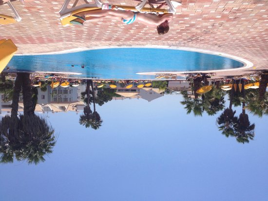 Golden Clube Cabanas : Main pool