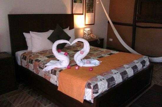 Ko'ox Na'Lu'um Eco Hotel : Habitación Especial