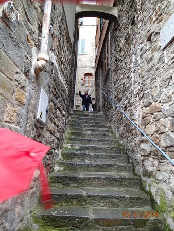 Hotel Gianni Franzi : The Stairs of Tears Going Up