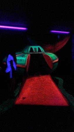LazerPort Fun Center: Mini Golf