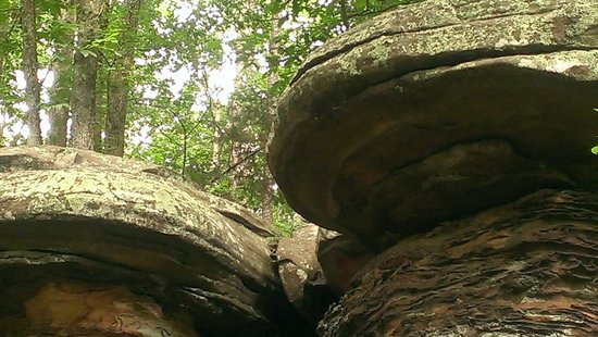 Garden of the Gods: Along Observation Trail