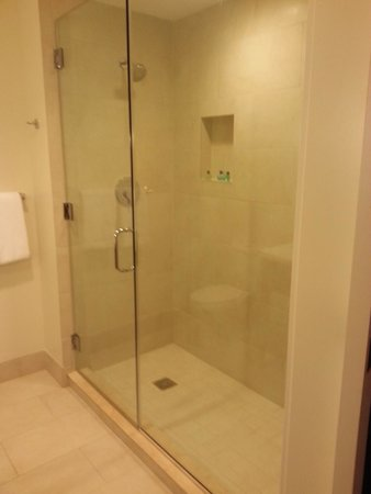 The Alfond Inn: Loved this shower!