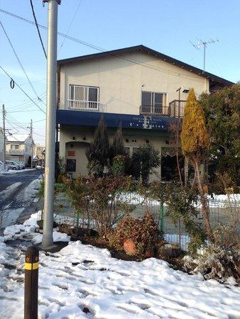 Resutoranizupasshon: 1階がレストラン