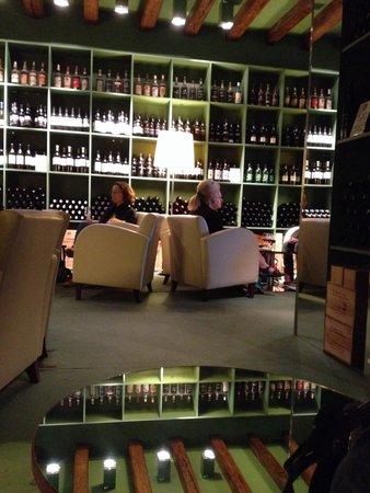 Port and Douro Wines Institute : Nada demais...