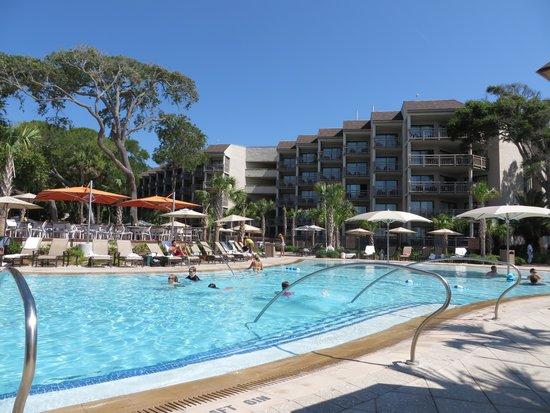 Omni Hilton Head Oceanfront Resort: The Pool