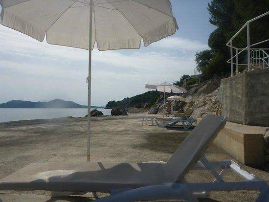 Sun Gardens Dubrovnik: pool