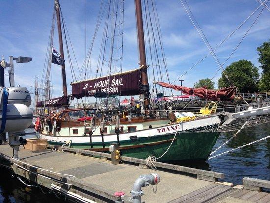 3-Hour Sail: The Tall Ship Thane