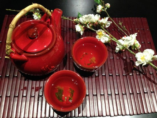 Bargara  Asian Cuisine: Chinese Tea