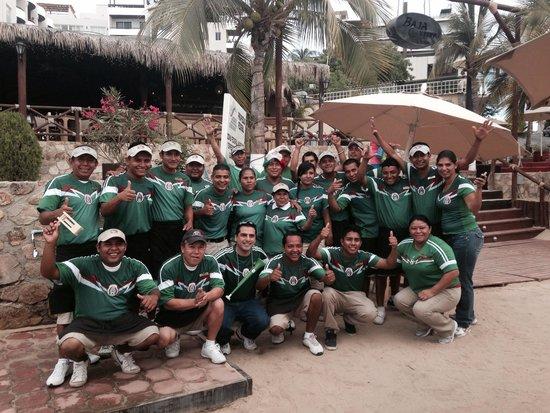 Baja Cantina Beach Club: Viva La Mexico!!!