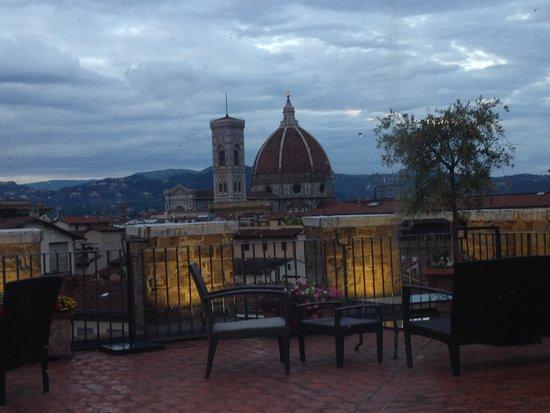 Antica Torre di Via Tornabuoni: View of Duomo