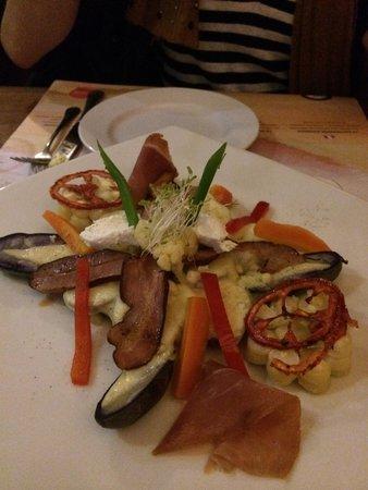 Zig Zag Restaurant: @ Zig Zag, Arequipa, Peru  -- April 2014
