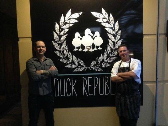 The Duck Republic: Geoff Bramann & Shayne Martin