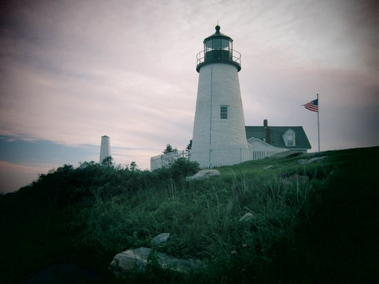 Pemaquid Point Lighthouse: Amazing