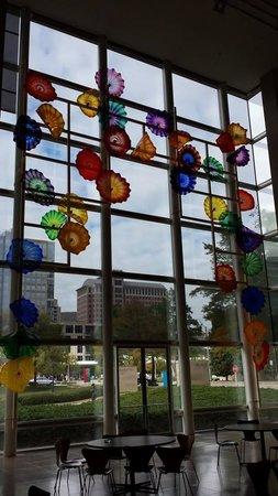 Dallas Museum of Art: Visão interna