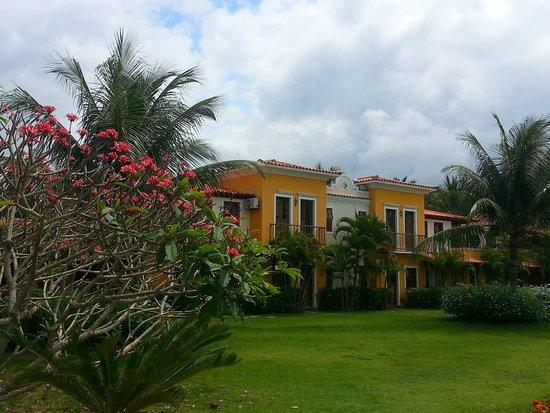 Costa Brasilis All Inclusive Resort & Spa : Prédio principal