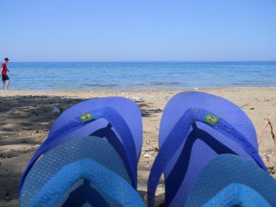 Yakinthos Hotel: relax