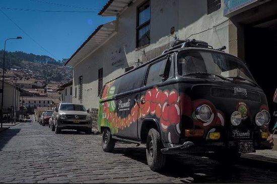 Andean Wings Boutique Hotel : Piscombi y la aventura mundial del pisco - Andean Wings