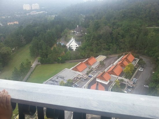 Awana Hotel: View Of Golf Course