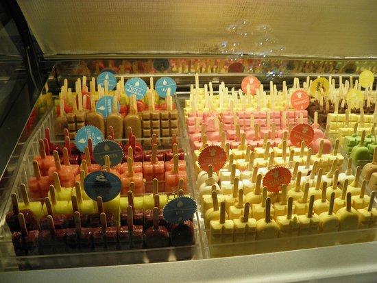 La Paletteria: variedade de sabores