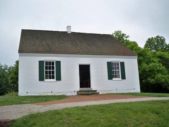 Antietam National Battlefield: Dunker Church