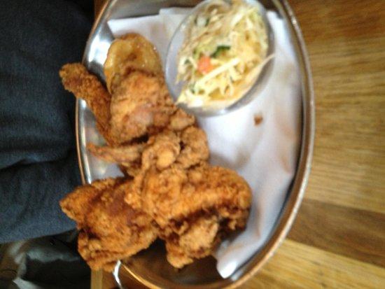 The Dutch : Fried chicken