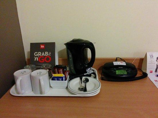 ibis Brisbane : Well appreciated supplies
