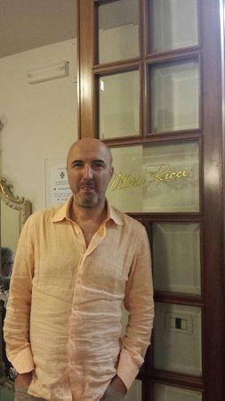Tourist House Vittorio Ricci : Manager
