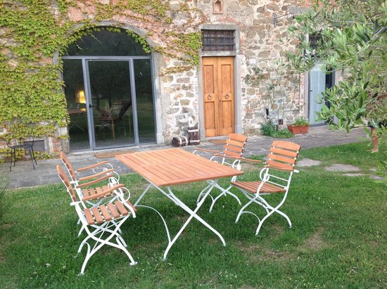 L'Ozio in Collina : Outdoor setting