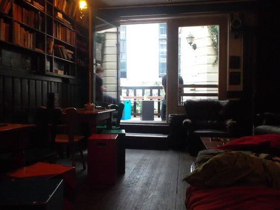 Flying Pig Downtown: Excelente Hostel