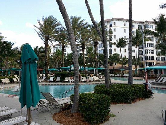 Marriott's Ocean Pointe: Adult pool