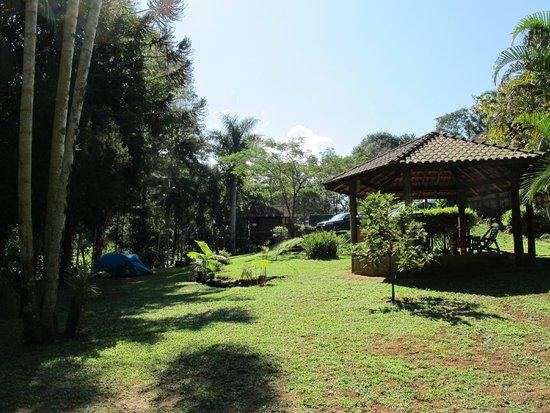 Canto dos Passaros Hospedagem & Camping: Camping