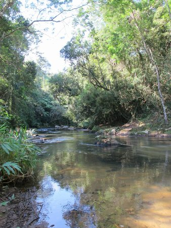 Canto dos Passaros Hospedagem & Camping: Rio Manso