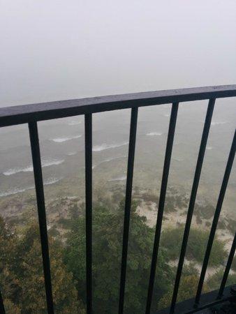 Cana Island Lighthouse: Aiiieee!