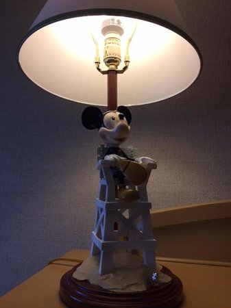 Disney's Paradise Pier Hotel : charming Mickey touches