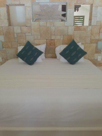 Las Ranitas Eco-boutique Hotel: Bed