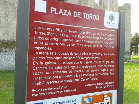 Plaza de Toros: Informação...