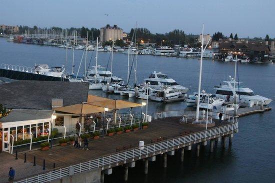 Waterfront Hotel, a Joie de Vivre hotel: Waterfront Hotel - Oakland Marina
