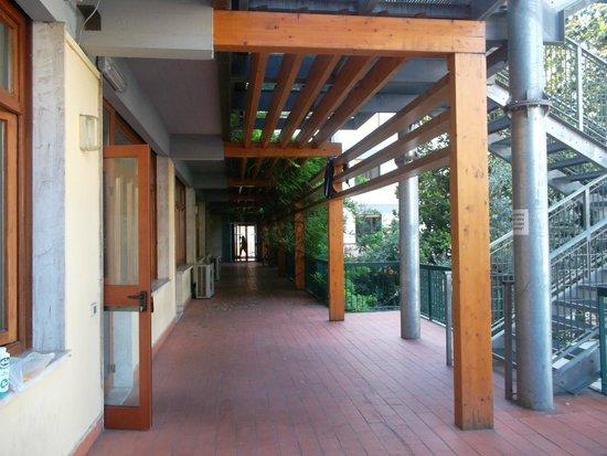 Plus Florence: Excelentes instalaciones para ser Hostel!