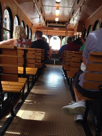 Big D Fun Tours: The Trolley