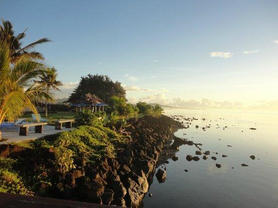 The Savaiian Hotel : View