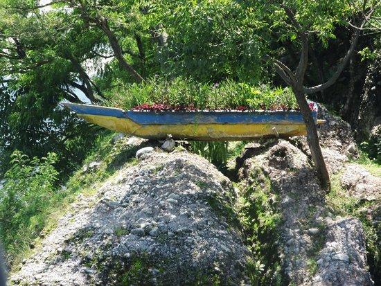 Paragliding Panajachel: Recorrido en lancha